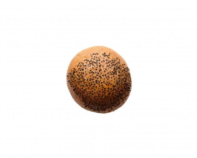207159 | Brioche zeewier zwart sesam (80 gram)