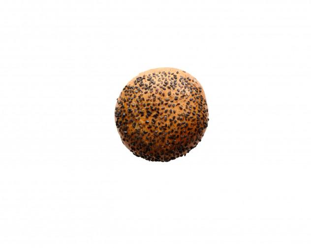 207160 | Brioche zeewier zwart sesam (40 gram)