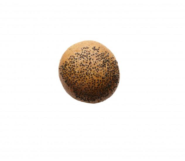 207159 | Brioche zeewier met zwart sesamzaad
