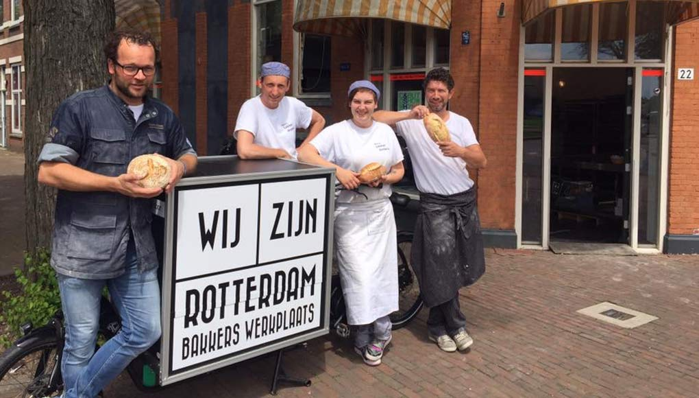 bakkers werkplaats rotterdam
